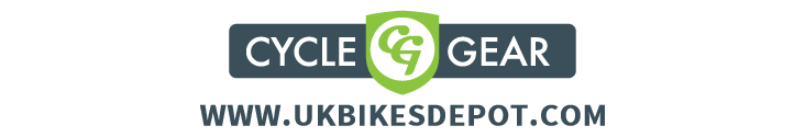 Cycle Gear Logo: Click for home