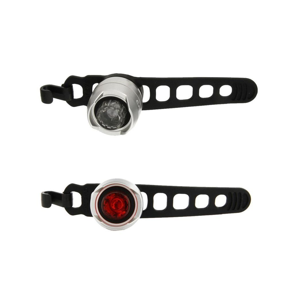 CATEYE Cateye Orb Set Front/Rear Battery Light click to zoom image