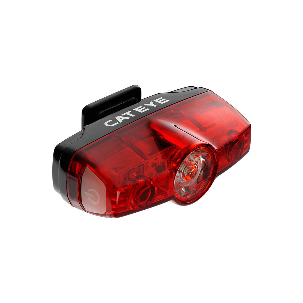 CATEYE Cateye Rapid Mini Usb Rechargeable Rear Light (25 Lumen) click to zoom image