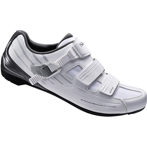 SHIMANO SHOES RP3 SPD-SL, white click to zoom image