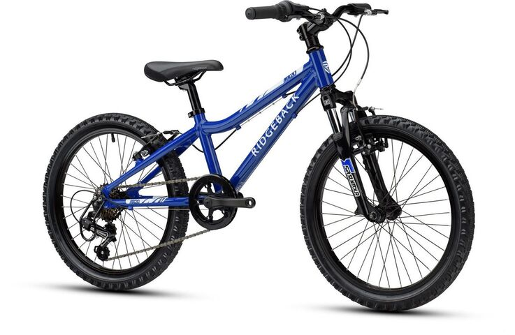 RIDGEBACK Mx20  Blue  click to zoom image