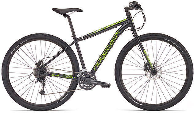 "RIDGEBACK X3 Ex-Display Mountain Bike 15"" click to zoom image"