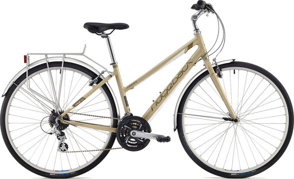RIDGEBACK Meteor open frame Ex-Display Hybrid Bike 15""