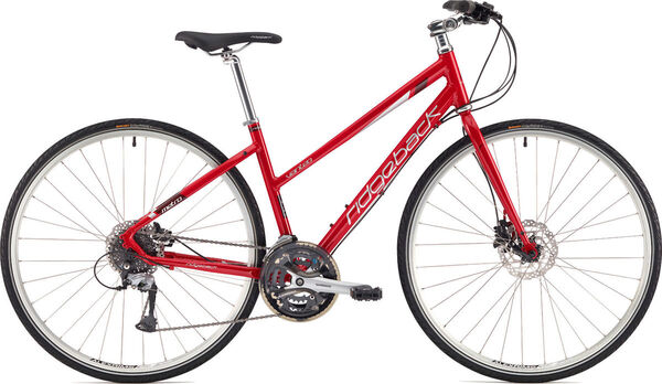RIDGEBACK Vanteo Open Frame Ex-Display Hybrid Bike 21""