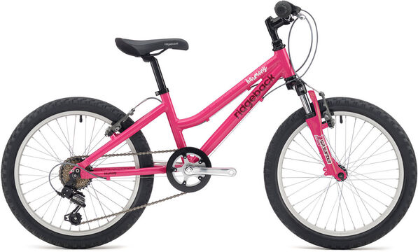 "RIDGEBACK Harmony 20"" pink Ex-Display Kids Bike"