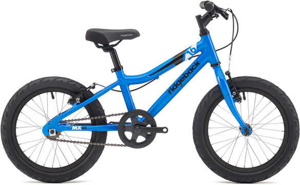 RIDGEBACK MX16 blue Ex-Display Kids Bike