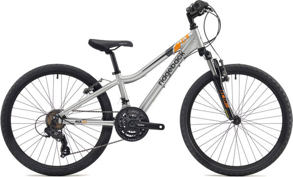 RIDGEBACK MX24 silver Ex-Display Kids Bike