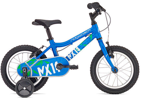 RIDGEBACK MX14 Ex-Display Kids Bike Lime 2016