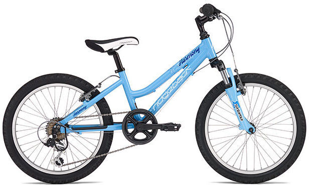 "RIDGEBACK Harmony 20"" Wheel Blue  click to zoom image"