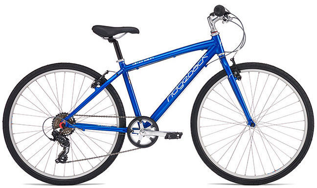 "RIDGEBACK Dimension 26 26"" Wheel Blue  click to zoom image"