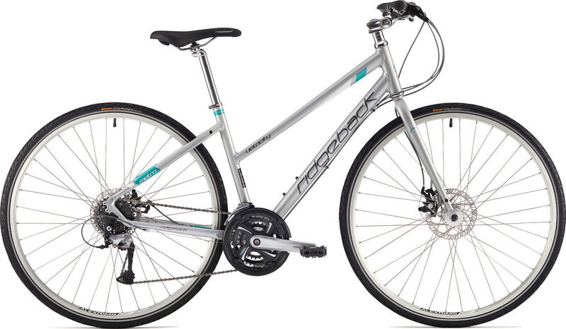 "RIDGEBACK Velocity Ex-Display Hybrid Bike 17"" 2017"