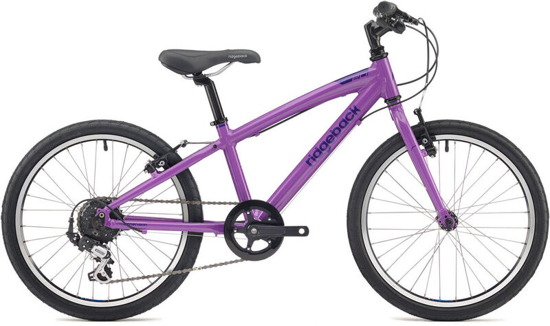 "RIDGEBACK Dimension 20"" purple 2018"