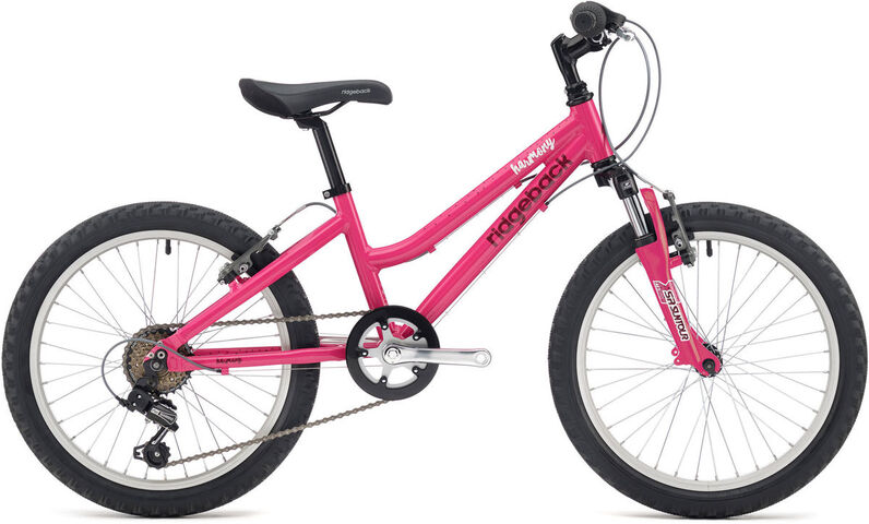 "RIDGEBACK Harmony 20"" pink Ex-Display Kids Bike 2018"