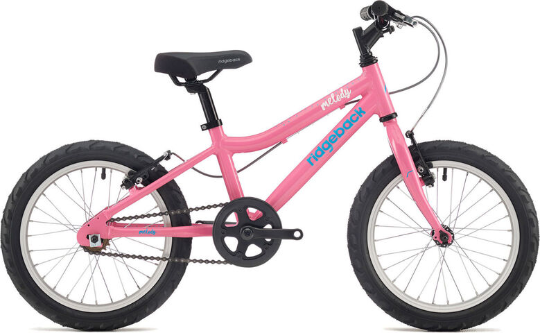 "RIDGEBACK Melody 16"" pink Ex-Display Bike 2018"
