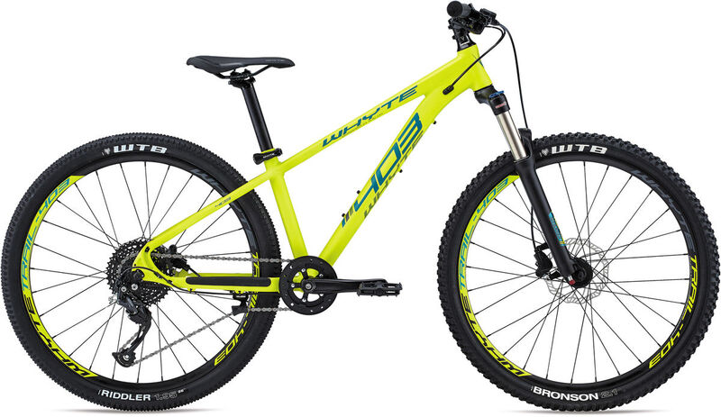 "WHYTE 403 13"" Lime  click to zoom image"