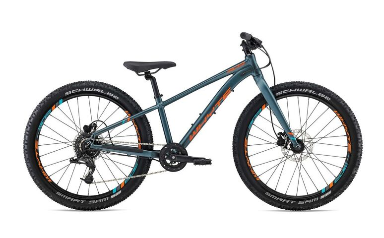 WHYTE 303 ONE SIZE Matt Petrol with Orange & Sky  click to zoom image