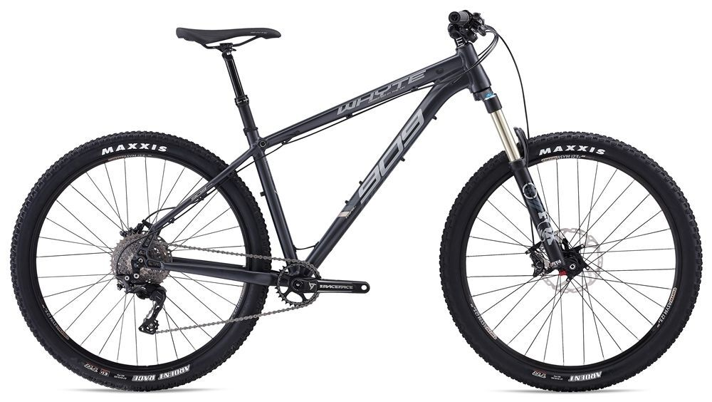 "WHYTE 909 27.5"" Front Suspension Mountain Bike click to zoom image"
