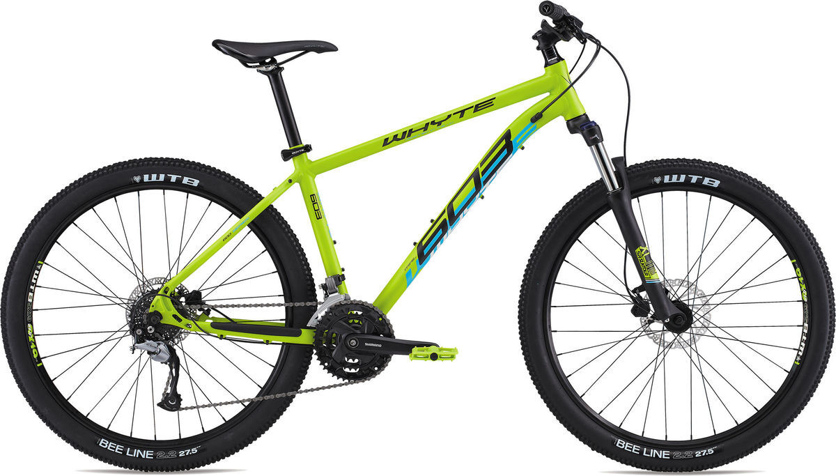 WHYTE 603 Lime click to zoom image