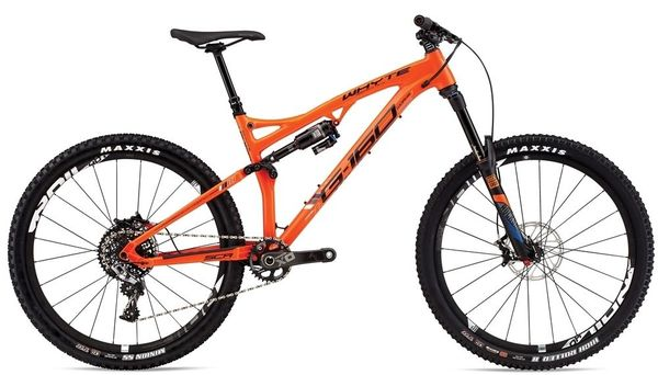 "WHYTE G-160 WORKS 27.5"" Full Suspension Mountain Bike"