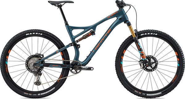 WHYTE S 120 C  Works