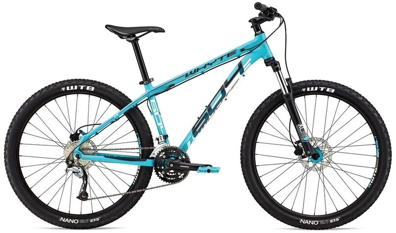 "WHYTE 604 27.5"" Front Suspension Mountain Bike 2016"