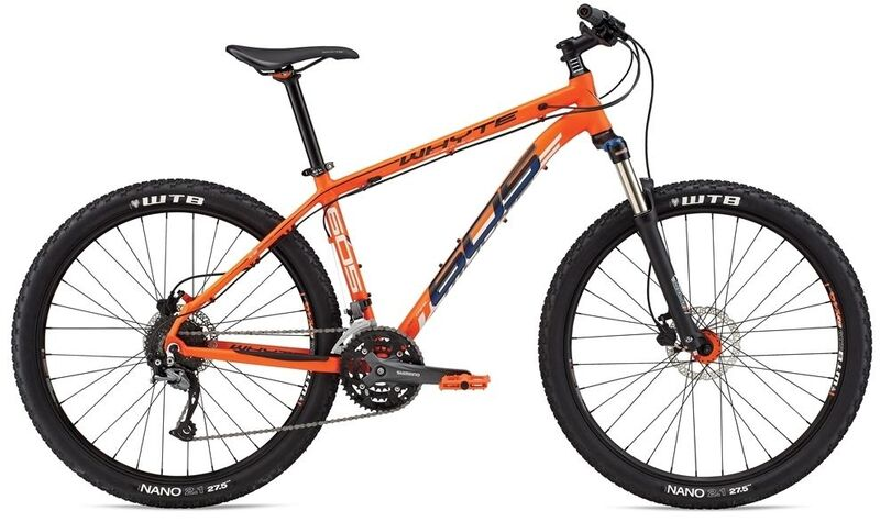"WHYTE 605 27.5"" Front Suspension Mountain Bike 2016"