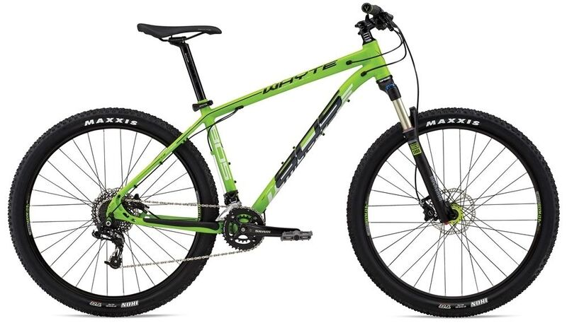 "WHYTE 805 27.5"" Front Suspension Mountain Bike 2016"