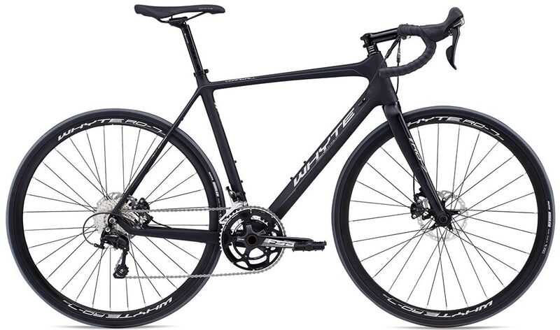WHYTE Cornwall Carbon Road Bike 2016