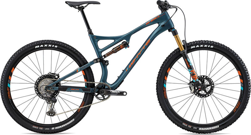 WHYTE S-120C WORKS 2019