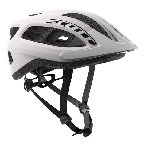SCOTT Supra Helmet One-Size White  click to zoom image