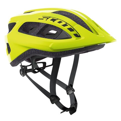 SCOTT Supra Helmet One-Size Yellow  click to zoom image