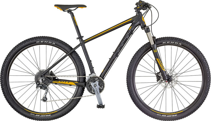 SCOTT Aspect 730 XS Black / Yellow  click to zoom image