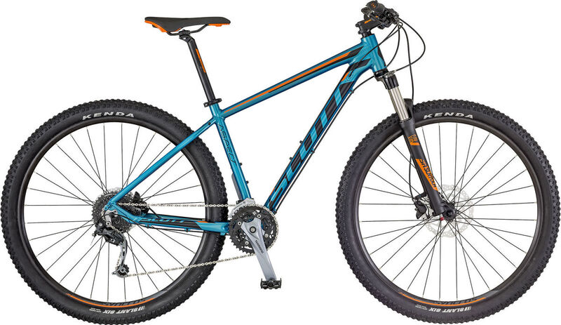 SCOTT Aspect 730 XS Blue / Black / Orange  click to zoom image
