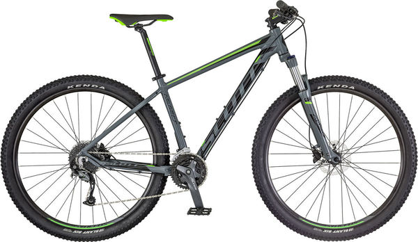 SCOTT Aspect 940 S Grey / Black / Green  click to zoom image