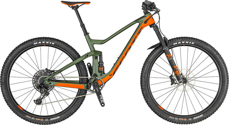 SCOTT Genius 930 Ex-Display Mountain Bike Medium 2019