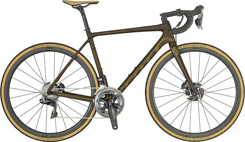 SCOTT Addict RC Premium Disc Di2 2019