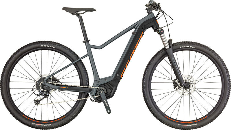 SCOTT Aspect eRide 40 Ex-Display Electric Bike Medium 2019