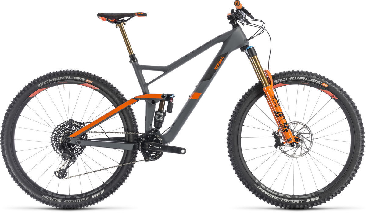 "CUBE Stereo 150 C:68 Tm 29 Ex-Display Mountain Bike 18"" click to zoom image"