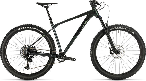CUBE Reaction TM Ex-Display Mountain Bike 18""