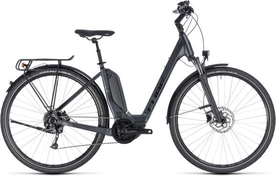 CUBE Touring Hybrid One 500 EE Ex-Display Electric Bike 46cm 2018