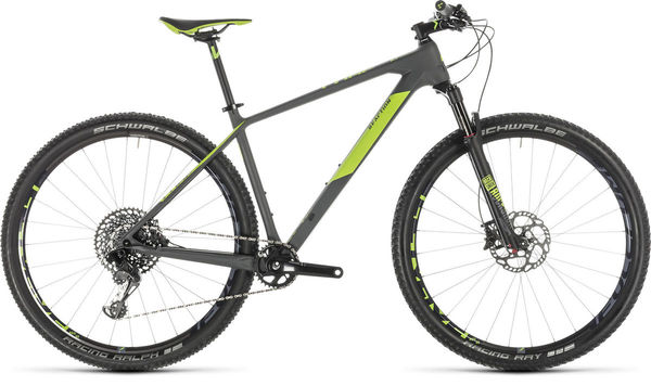 "CUBE Reaction C:62 Race Eagle 29"" 2019"