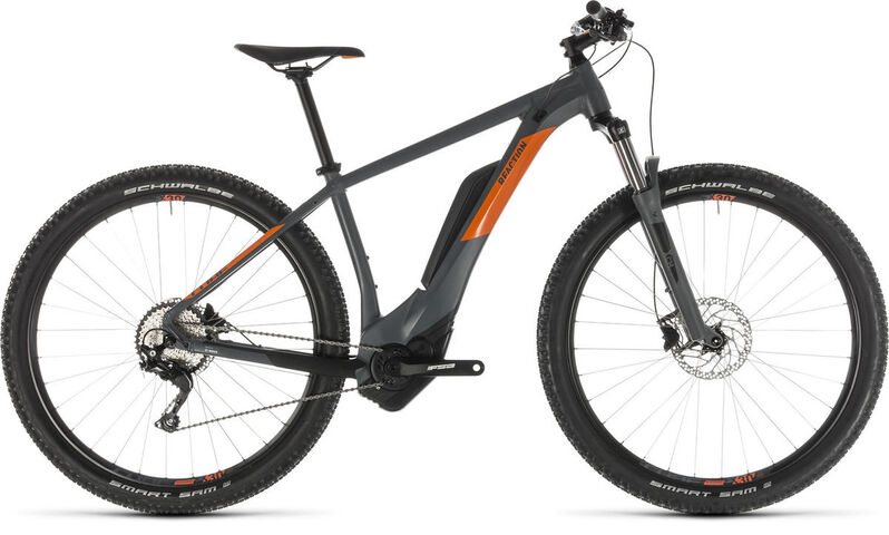 "CUBE Reaction Hybrid Pro 500 Ex-Display Mountain Bike 19"" 2019"