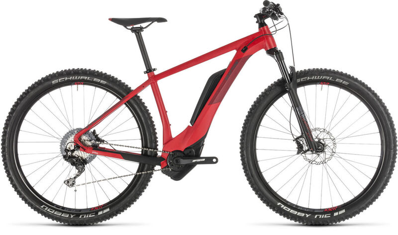 CUBE Reaction Hybrid Race 500 2019