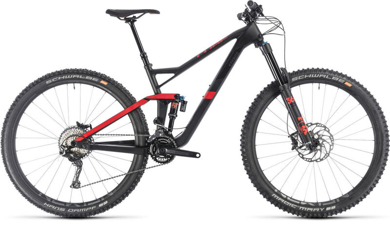CUBE Stereo 150 C:62 Race 29 2019