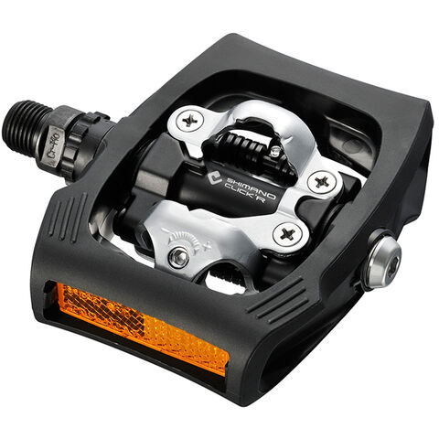 SHIMANO PD-T400 CLICK'R pedal, Pop-up mechanism