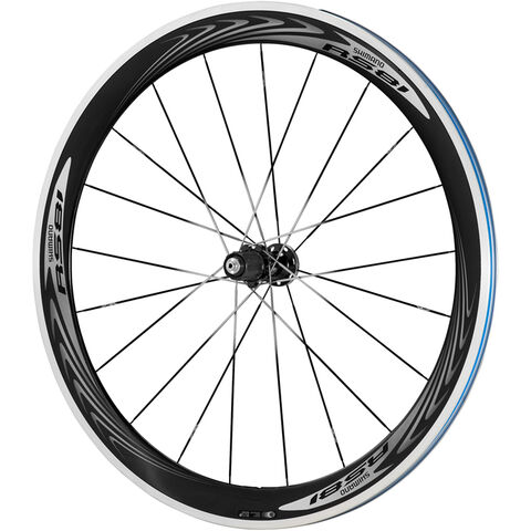 SHIMANO WH-RS81 C50 carbon clincher wheel 50 mm, pair