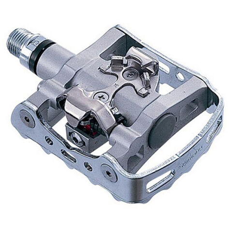 SHIMANO PD-M324 SPD MTB pedals - one-sided mechanism