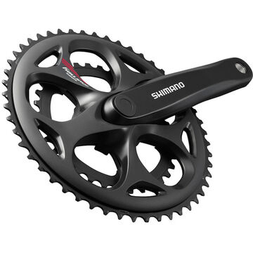 SHIMANO FC-A070 square taper double chainset 7/8speed, 50/34T 170mm