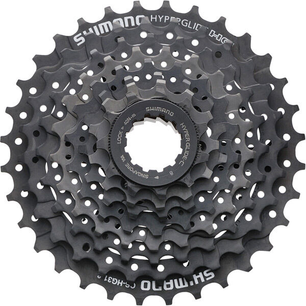 SHIMANO CS-HG31 8-speed cassette 11 - 34T click to zoom image