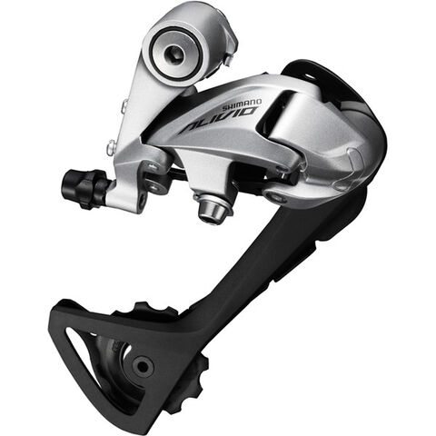 SHIMANO RD-T4000 Alivio 9speed rear derailleur, SGS, top normal, silver